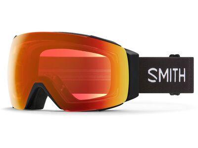 Smith I/O Mag - ChromaPop Everyday Red Mir, black/Lens: cp everyday red mir