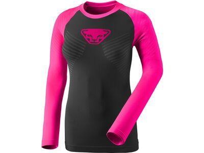 Dynafit Speed Dryarn Women Longsleeve, pink glo - Unterhemd