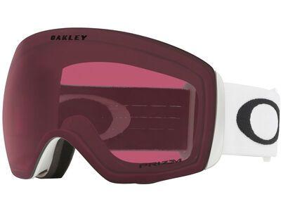 Oakley Flight Deck XL - Prizm Dark Grey matte white