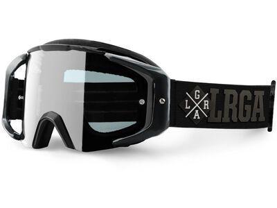 Loose Riders C/S Goggle Silver Smoke Mirror black