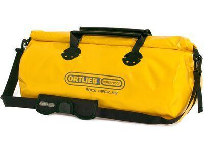 Ortlieb Rack-Pack 49 L, sunyellow - Reisetasche