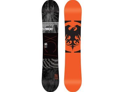 Never Summer Ripsaw X 2020 - Snowboard