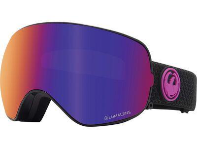 Dragon X2s - Lumalens Purple Ionized, split/Lens: lumalens purple ion