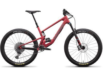 Santa Cruz 5010 C S 2021, raspberry sorbet - Mountainbike