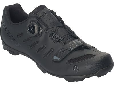 Scott MTB Team Boa Shoe, matt black/gloss black - Radschuhe