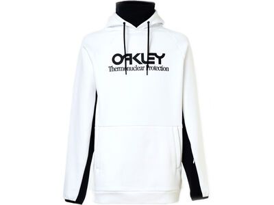 Oakley TNP DWR Fleece Hoody white