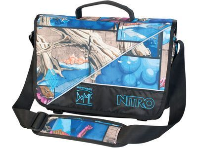 Nitro Evidence Bag dome one graffiti