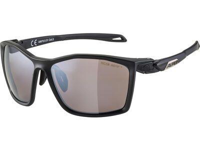 Alpina Twist Five Q-Lite Mirror Black black matt