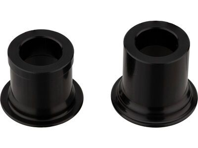 Newmen MTB Endcap Set Rear Gen2 - 12 mm / Shimano Micro Spline black anodizing