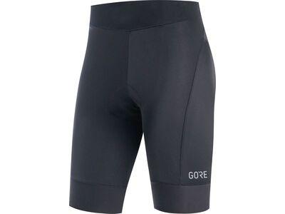 Gore Wear C3 kurze Tights+ Damen black