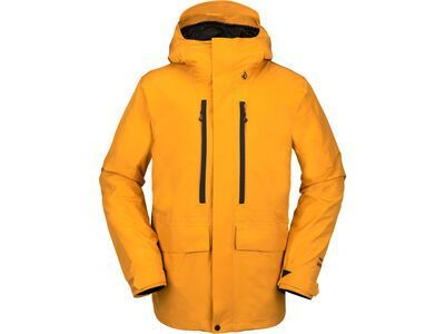 Volcom Ten Ins Gore-Tex Jacket resin gold