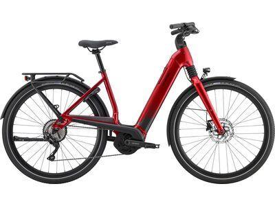 Cannondale Mavaro Neo 5+ 2021, candy red - E-Bike