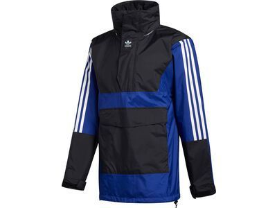 Adidas Anorak 10K Jacket mystery ink/black/ice blue
