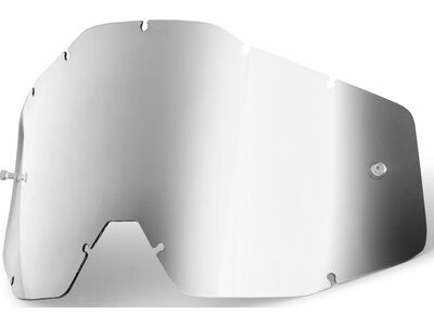 100% Accuri/Strata Youth Replacement Lens, mirror silver