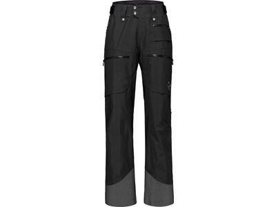 Norrona lofoten Gore-Tex insulated Pants W's, caviar - Skihose