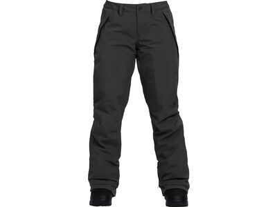 Burton Women's Society Pant, true black heather - Snowboardhose