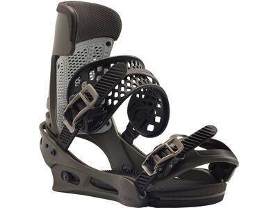 Burton Malavita 2020, dark gray - Snowboardbindung