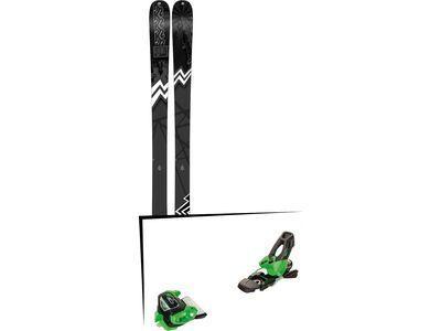 Set: K2 SKI Press 2019 + Tyrolia Attack² 11 GW green