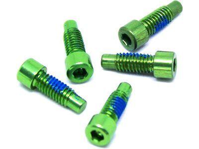 Magped Enduro Pins Alu (32 Stück) green