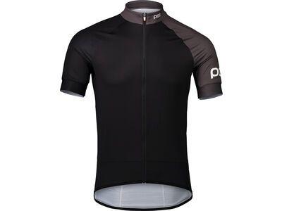 POC Essential Road Jersey, black/sylvanite grey - Radtrikot