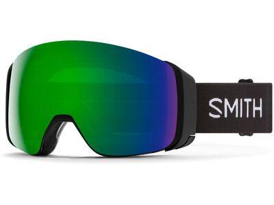 Smith 4D Mag - ChromaPop Sun Green Mir, black/Lens: cp sun green mir