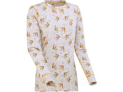 Kari Traa Fryd LS, nwhite - Unterhemd