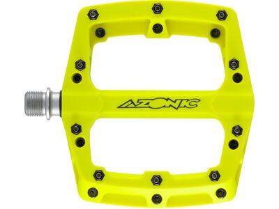 Azonic Blaze Pedal neon yellow