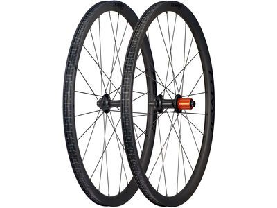 Specialized Roval Terra CLX Boost Set - 700C, satin carbon/gloss black - Laufradsatz
