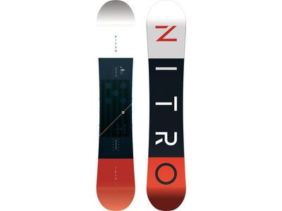 Nitro Team Gullwing 2020 - Snowboard