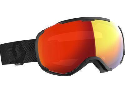 Scott Faze II Goggle, black/Lens: enh red chrome - Skibrille