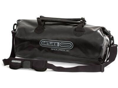 Ortlieb Rack-Pack 31 L, black - Reisetasche