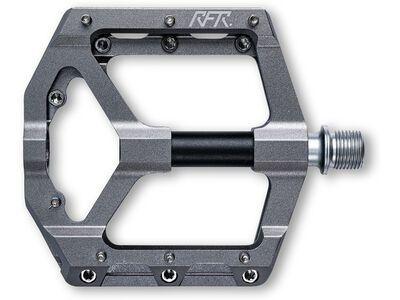 Cube RFR Pedale Flat SLT 2.0 grey´n´black