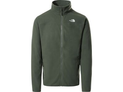 The North Face Men's 100 Glacier Full Zip thyme