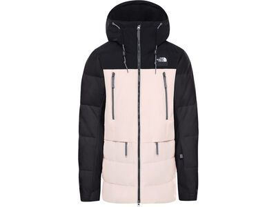 The North Face Women's Pallie Down Jacket, tnf black/morning pink - Daunenjacke