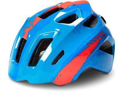 Cube Helm Fink, blue - Fahrradhelm