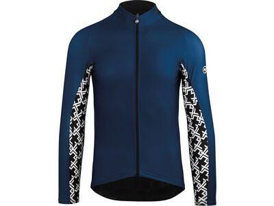 Assos Mille GT Spring Fall LS Jersey caleum blue