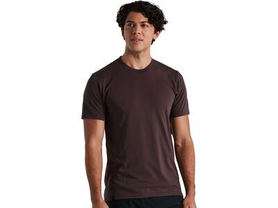 Specialized Drirelease Tech Tee cast umber