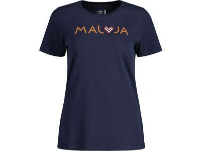 Maloja GatschiM., night sky - T-Shirt