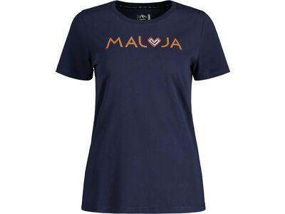 Maloja GatschiM., night sky - T-Shirt