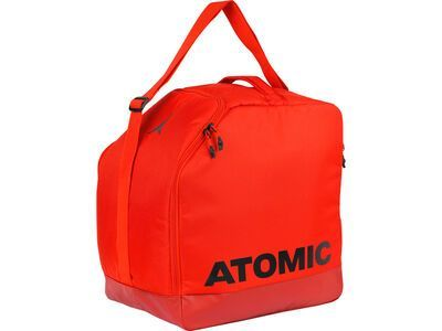 Atomic Boot & Helmet Bag, bright red/dark red - Bootbag
