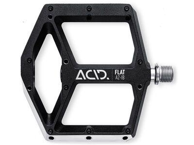Cube Acid Pedale Flat A2-IB, black