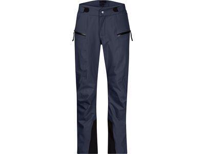 Bergans Stranda Insulated W Pants, dark navy/dark fogblue - Skihose
