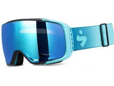 Sweet Protection Interstellar RIG Reflect, ligth aqua/Lens: RIG aquamarine - Skibrille