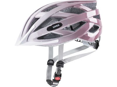 uvex air wing white-rosé