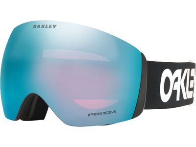 Oakley Flight Deck XL Prizm Factory Pilot, black/Lens: sapphire iridium - Skibrille