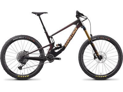 Santa Cruz Nomad CC X01 Air 2021, oxblood - Mountainbike