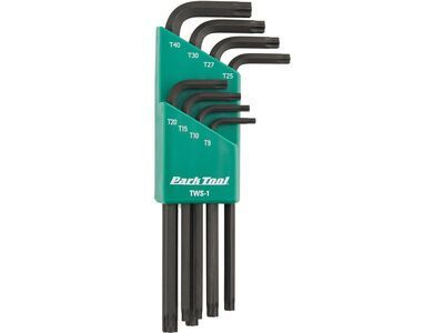 Park Tool TWS-1 Torx Compatible Wrench Set