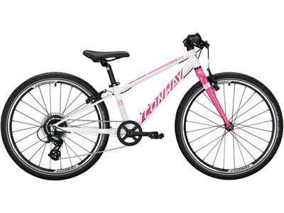 Conway MS 240 Rigid 2021, white/pink - Kinderfahrrad