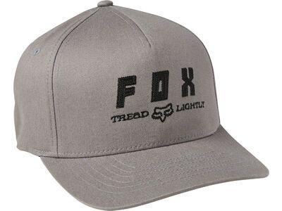 Fox Tread Lightly Flexfit Hat pewter