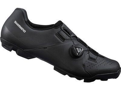 Shimano SH-XC300 Wide, black - Radschuhe